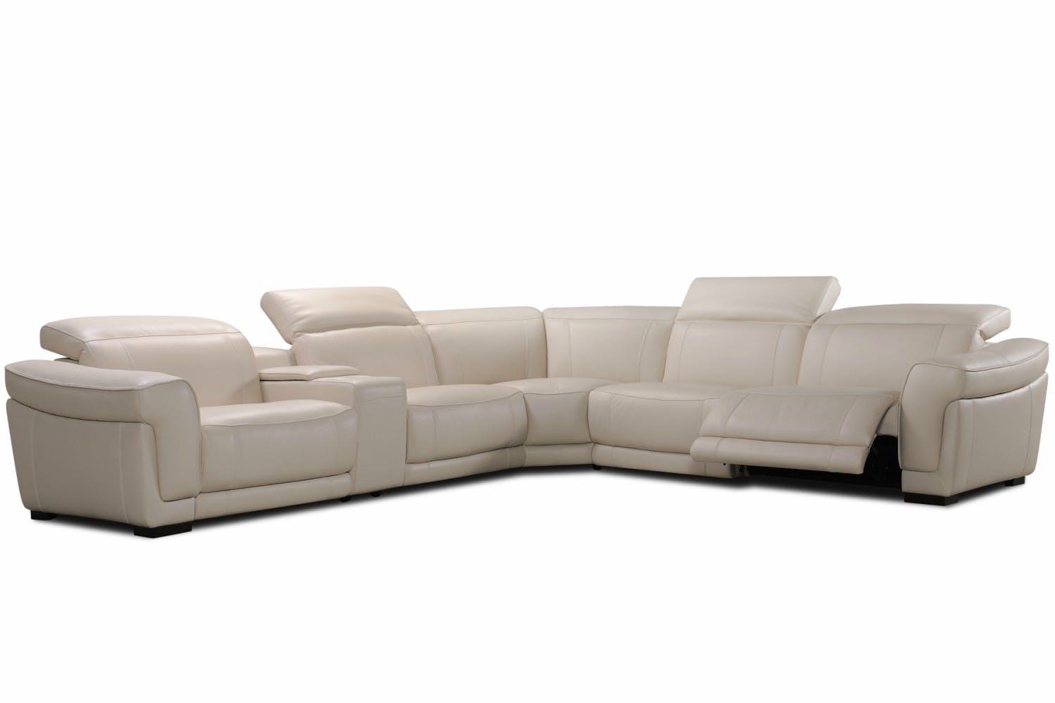 Excellent Sonny Electric Recliner Corner Sofa Download Free Architecture Designs Sospemadebymaigaardcom