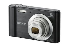 Sony W800 Digital Camera | Black