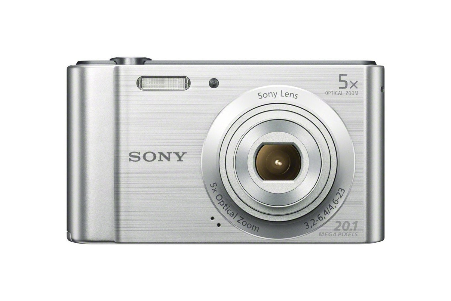 Sony W800 Digital Camera | Silver