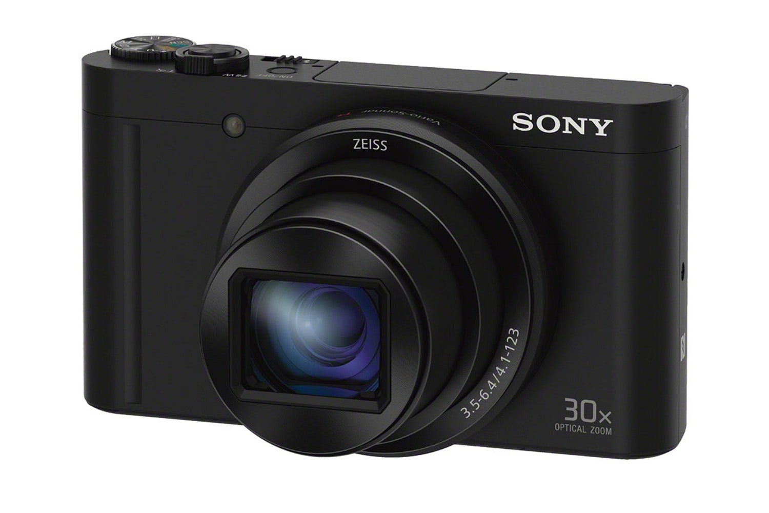 Sony WX500 Digital Camera | Black