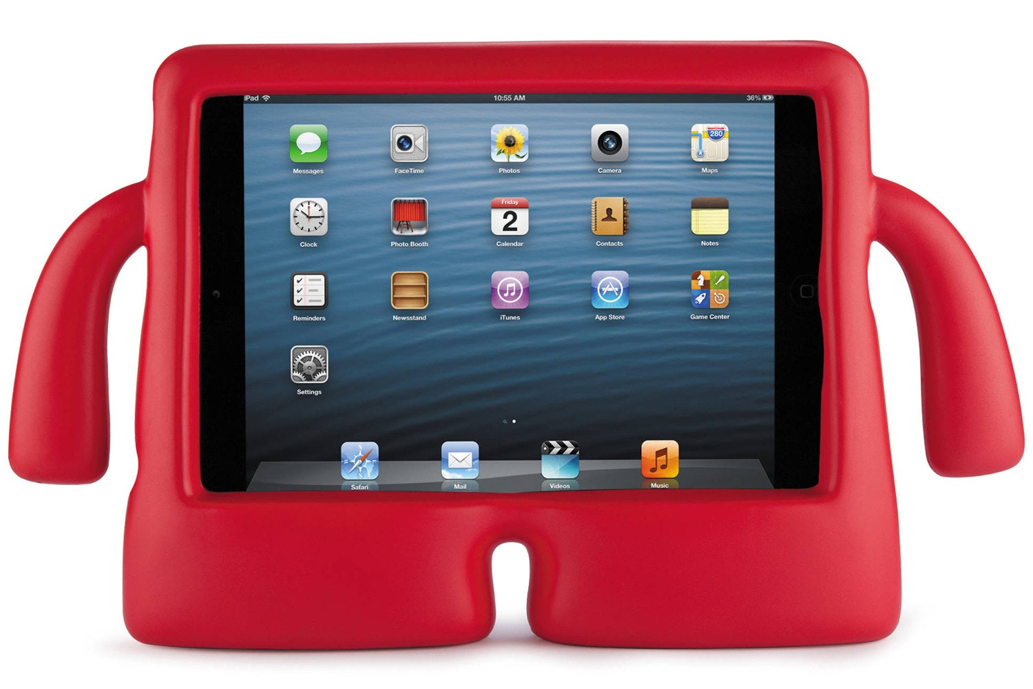 Speck iGuy Freestanding Protective Case for iPad Mini 4 | Red
