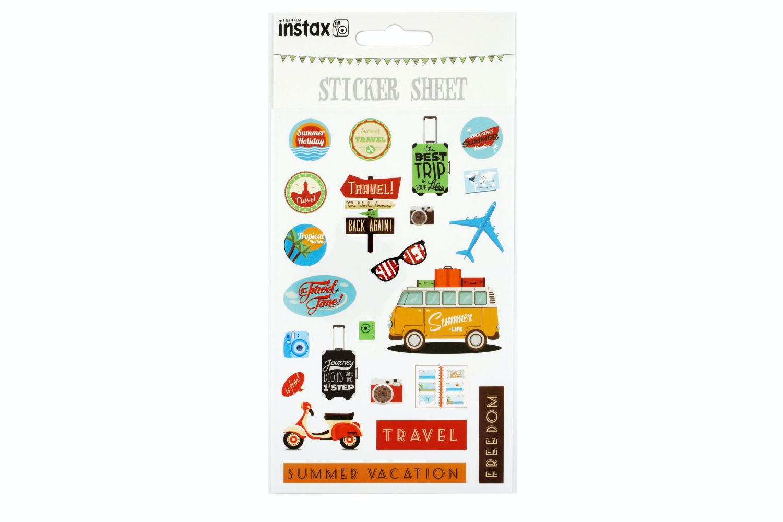 Sticker Sheet | Travel
