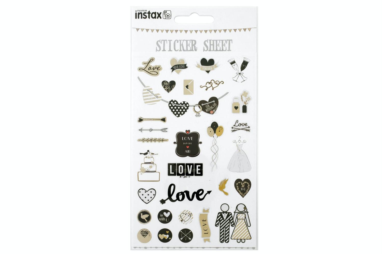 Sticker Sheet | Wedding