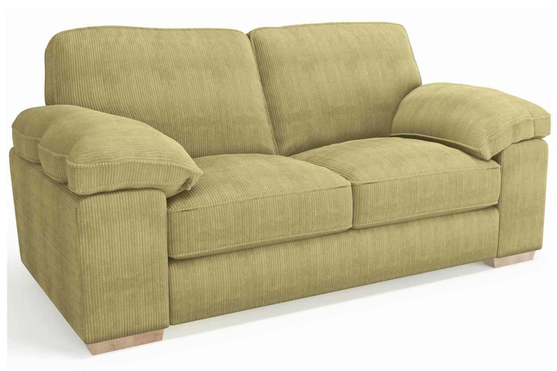 Utah 2 Seater Fabric Sofa
