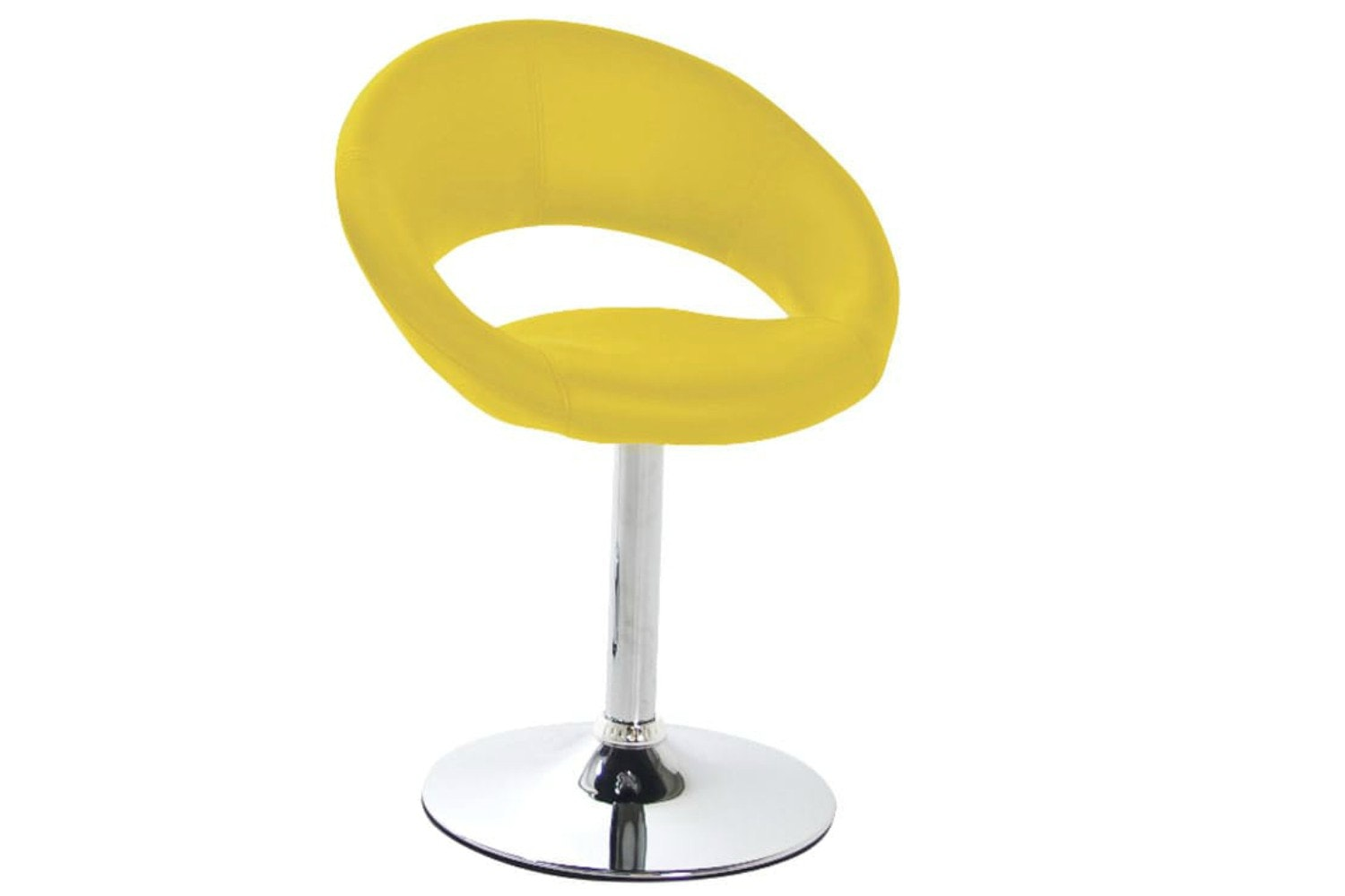 Plump Dining Chair Yellow