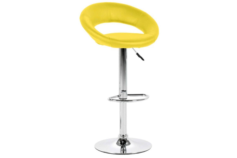 Plump Bar Stool | Yellow
