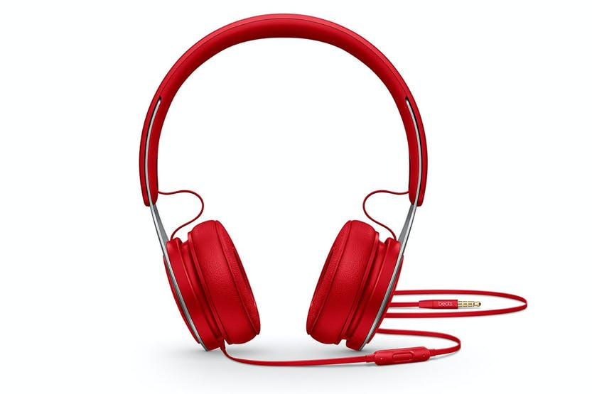Beats EP On Ear Headphones | Red
