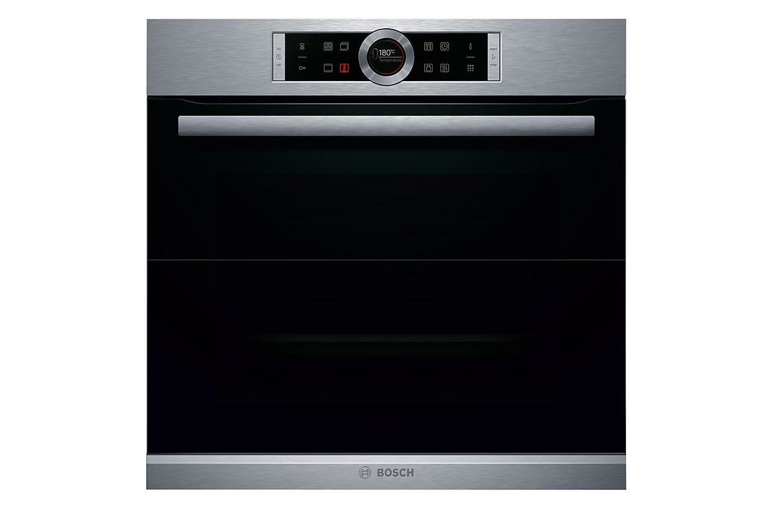 Bosch Integrated Serie 8 Pyrolytic Oven | HBG674BS1B