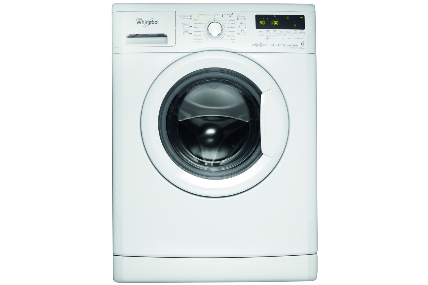Whirlpool 9KG Washing Machine | DLCE91469