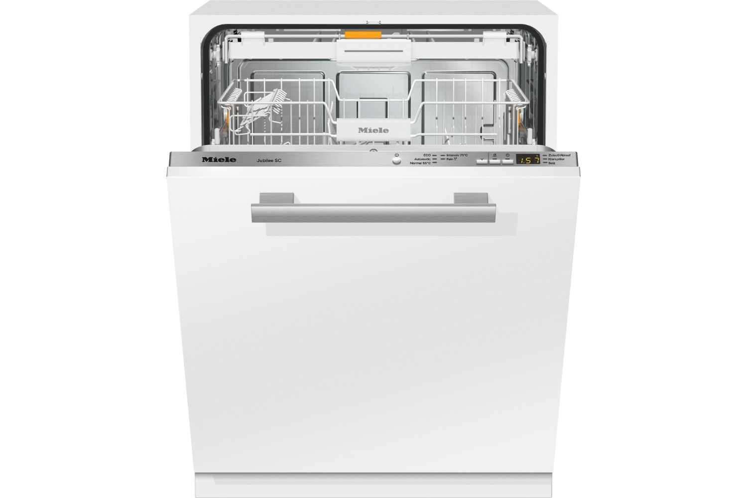 G 4990 SCVi Jubilee  Fully-integrated, full-size dishwasher   with 3D cutlery tray for maximum convenience at an attractive entry level price