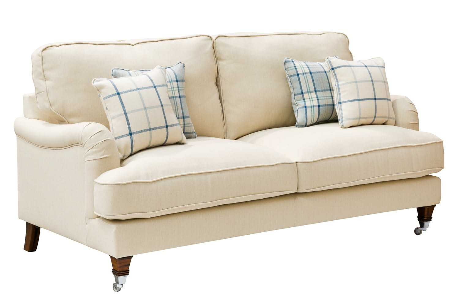 Helvick 3 Seater Sofa | 16 Fabric Options