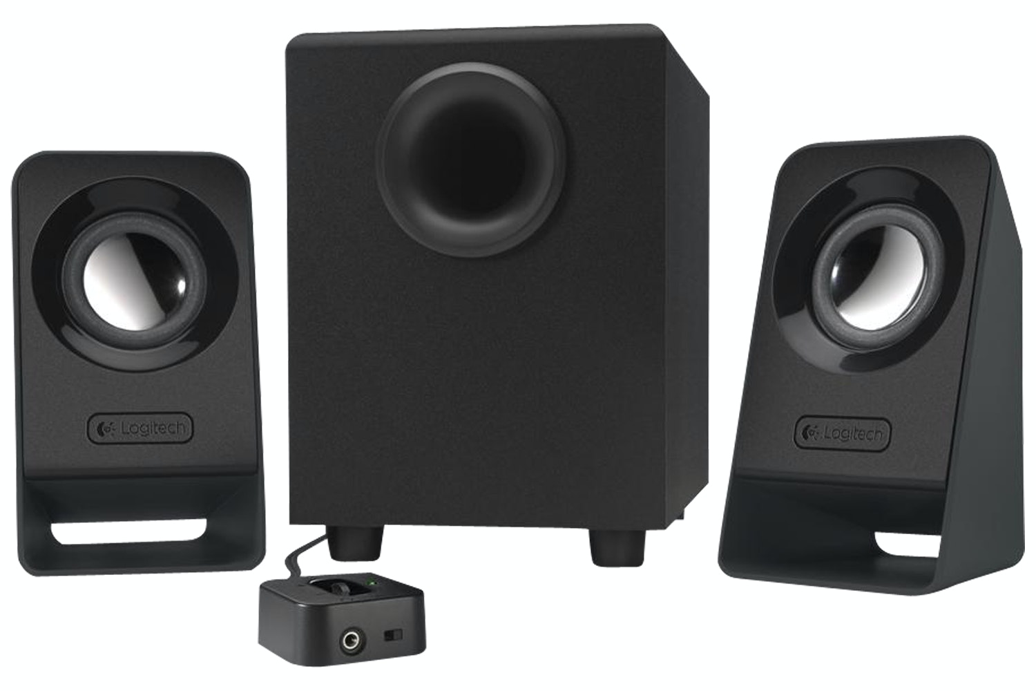 Logitech Z213 Media Speakers | Black
