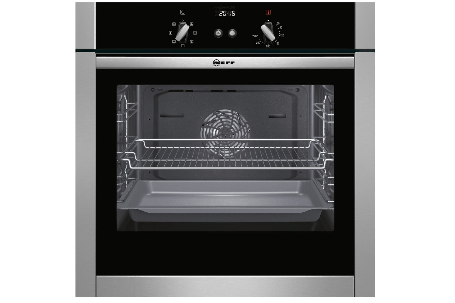 Neff Single Built-in Oven | B44M42N5GB
