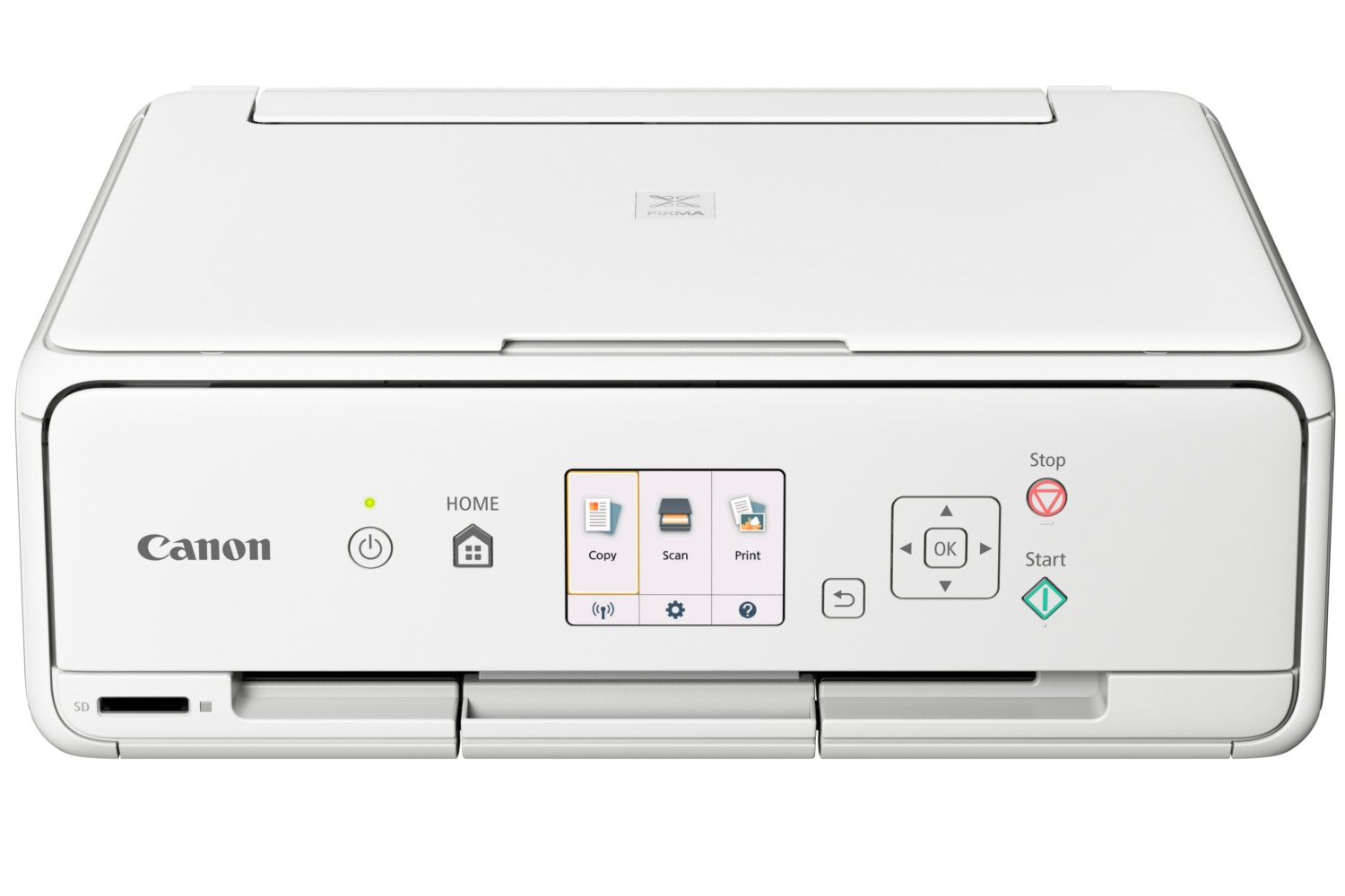 Canon TS5051 Multifunction Printer | White