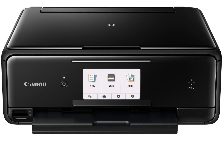 Canon TS8050 Multifunction Printer | Black