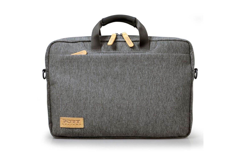 Port Torino 15 6 Top Loader Laptop Bag