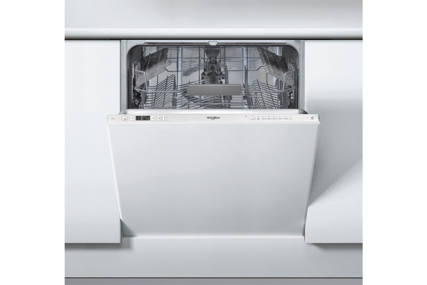 Whirlpool Fully Integrated Dishwasher | 14 Place | WIC3C26