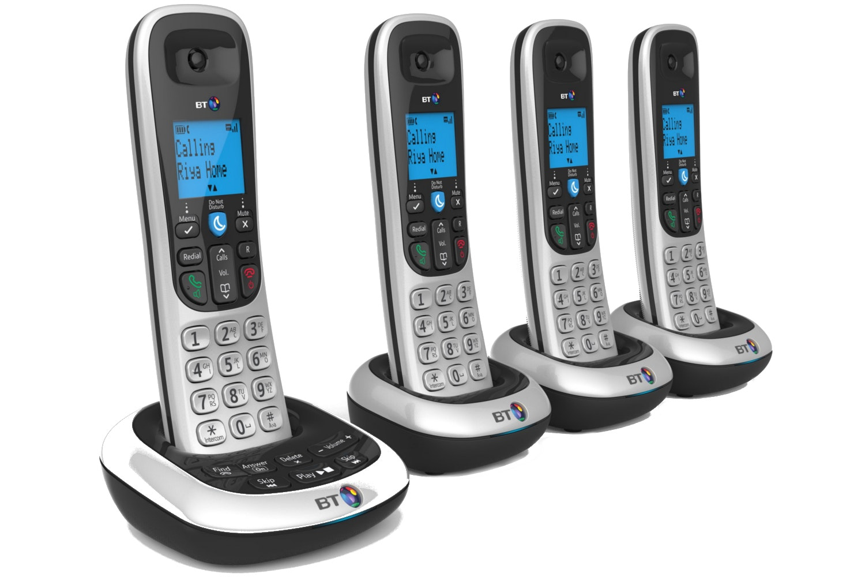 BT 2700 Cordless Home Phone | Quad