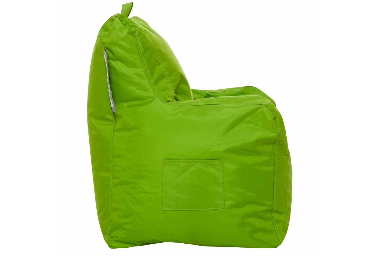 Chillax Kids Armchair Bean Bag | Lime