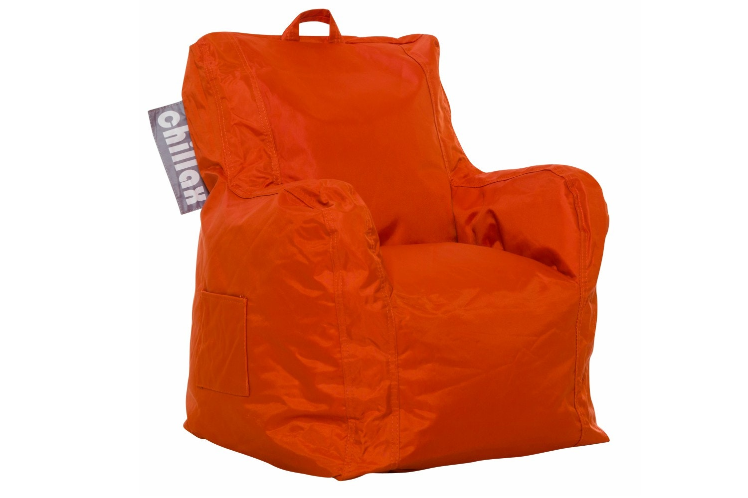 Chillax Kids Armchair Bean Bag | Orange