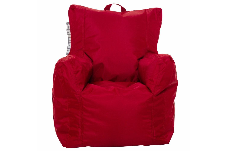 ... Chillax Kids Armchair Bean Bag | Red ...