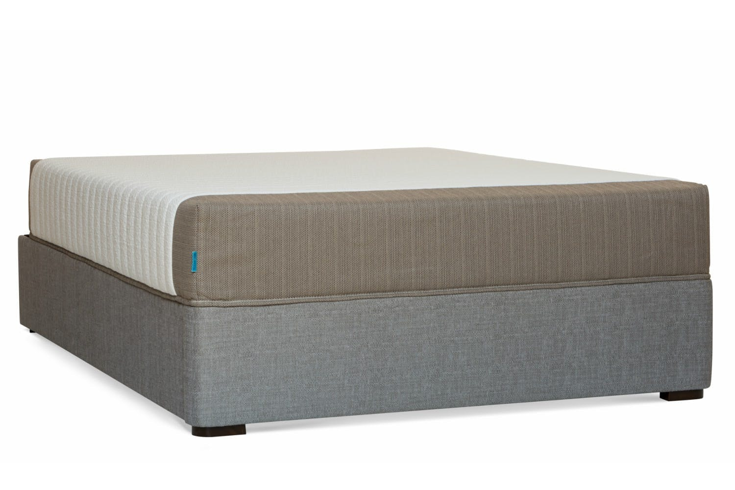 Duval Bed Base | Grey | 4ft6