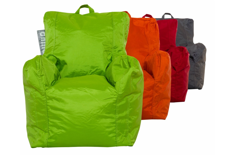 Chillax Kids Armchair Bean Bag | Orange