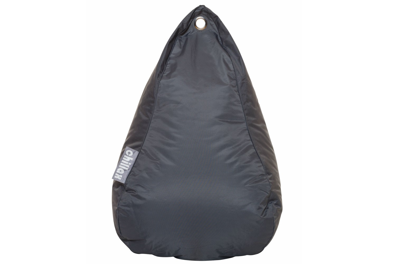 Chillax Bean Bag | Tear Drop | Grey
