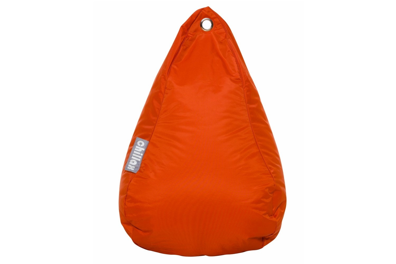 Chillax Tear Drop Bean Bag | Orange