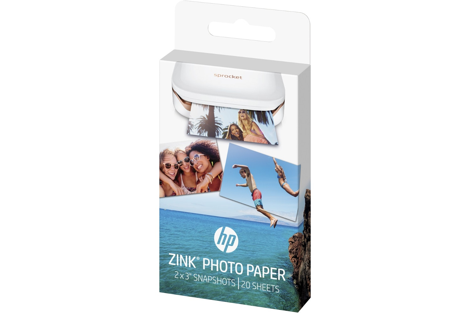 HP ZINK Paper for Sprocket Printer