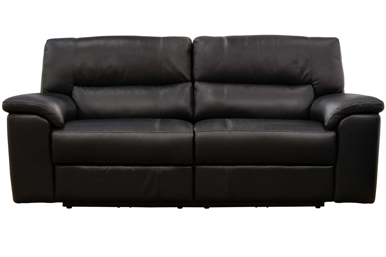 Iris Electric 3 Seater Leather Sofa