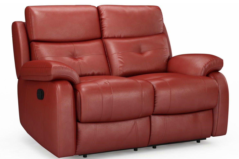 Mino 2 Seater Leather Recliner Sofa Ireland