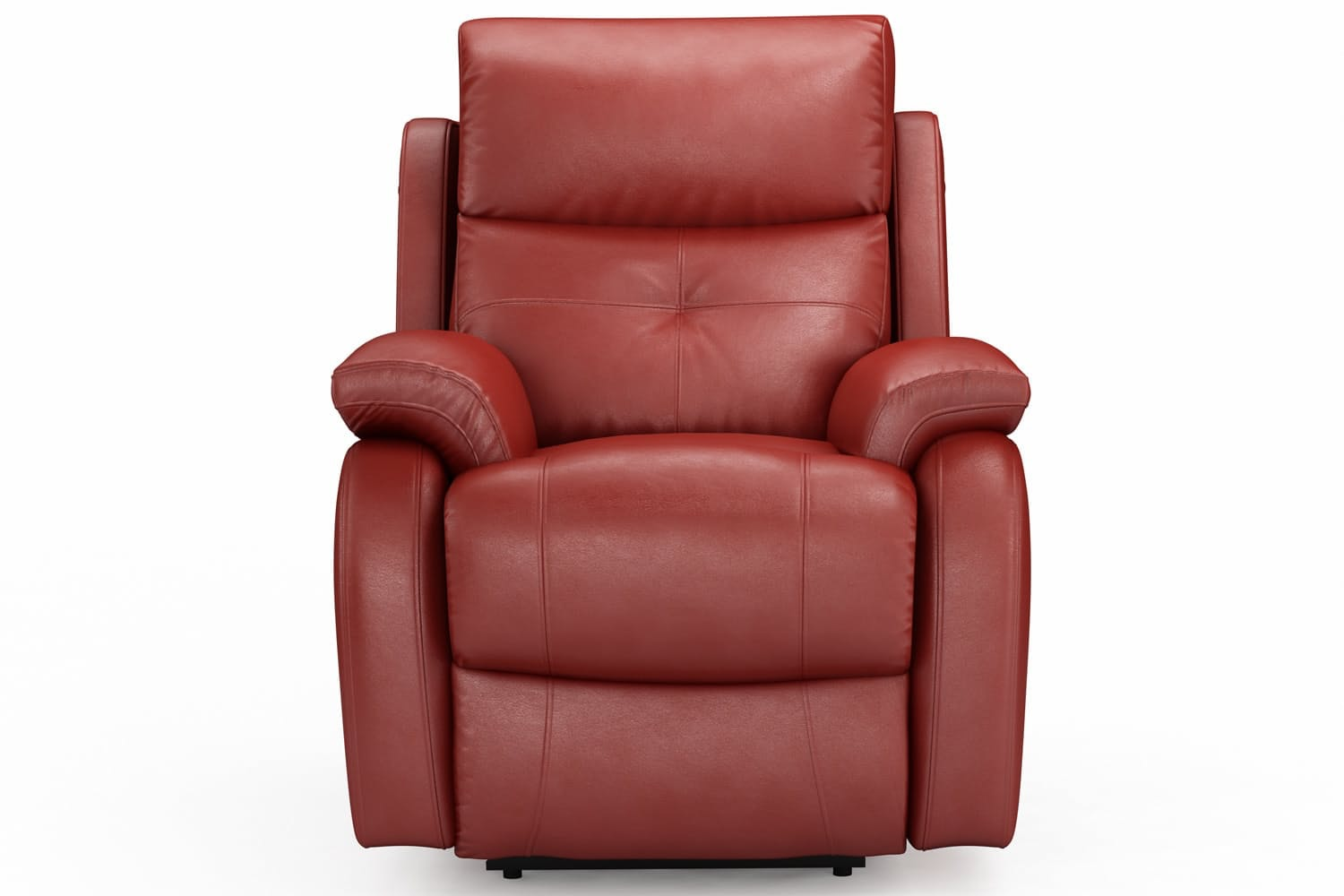 Mino Leather Recliner Armchair