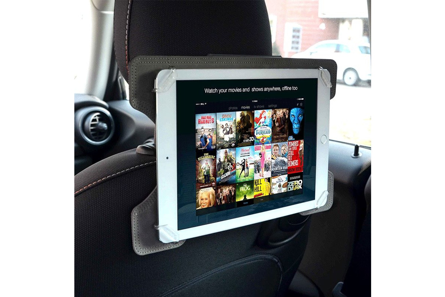 Port Muskoka Car Tablet Holder