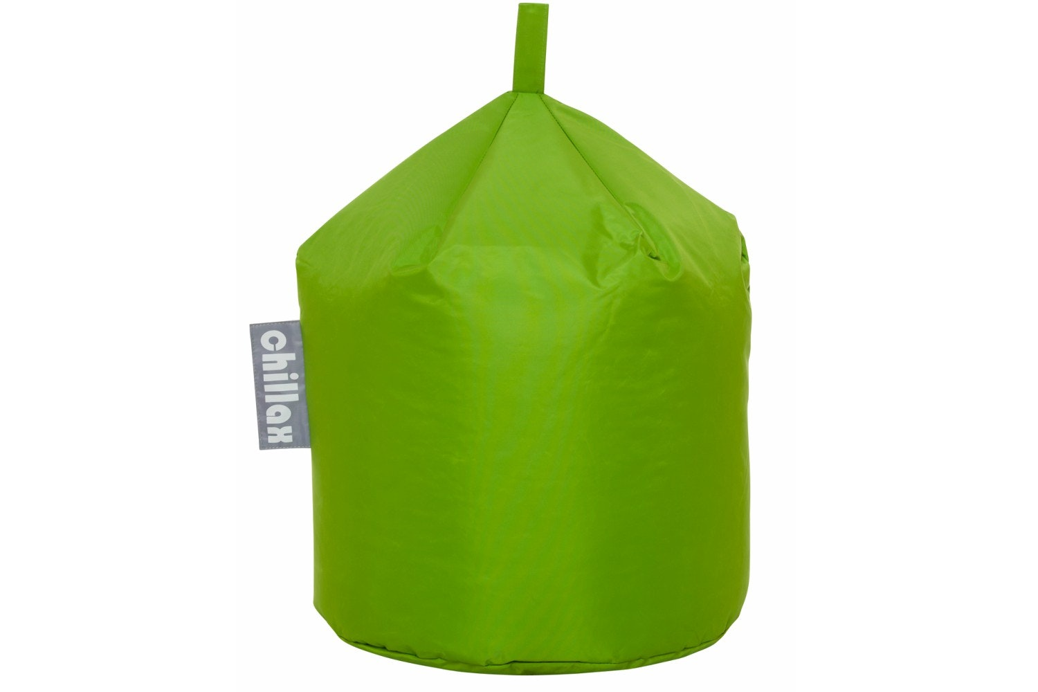 CHILLAX B/BAG ROUND LIME GREEN