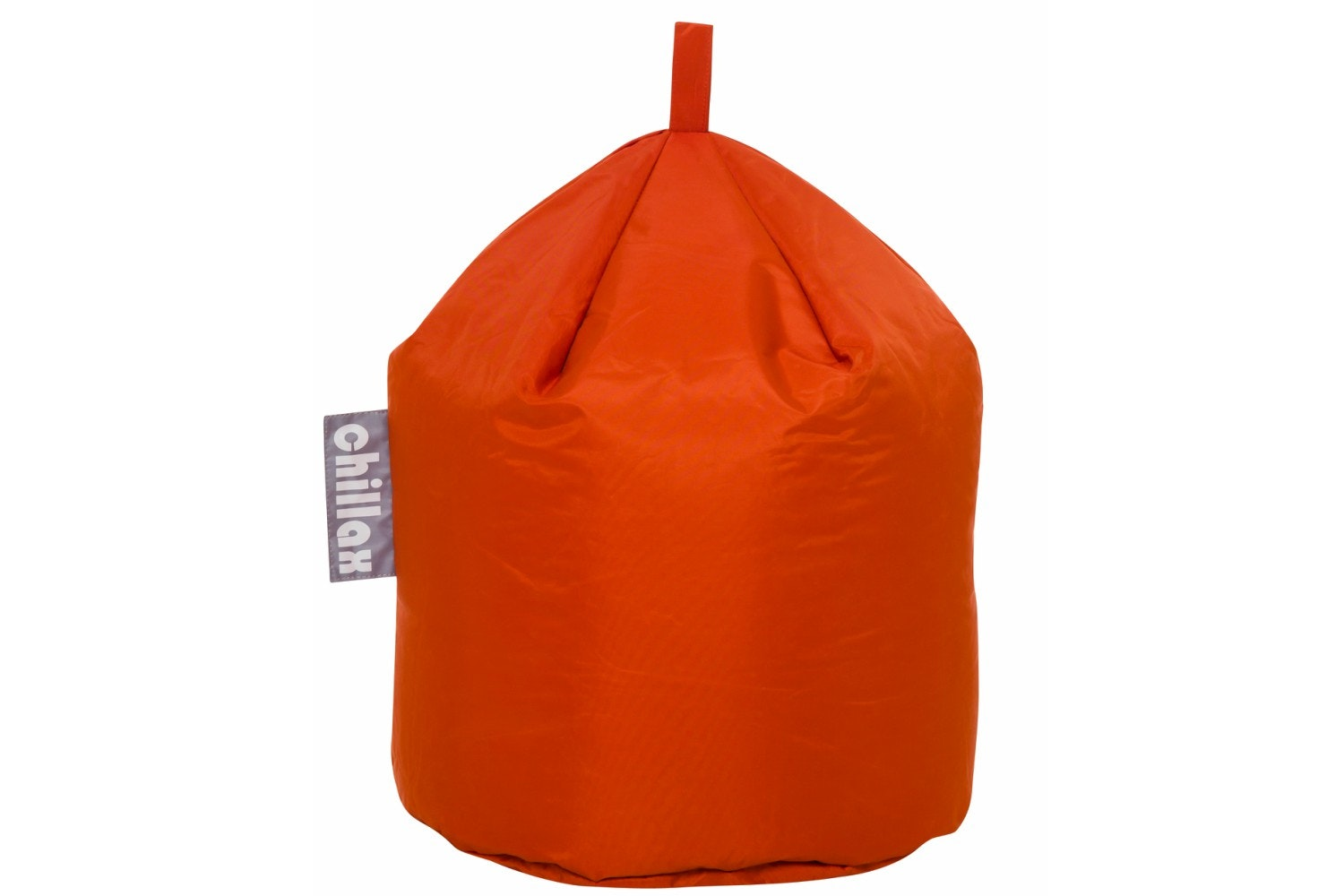 Chillax Round Bean Bag | Orange