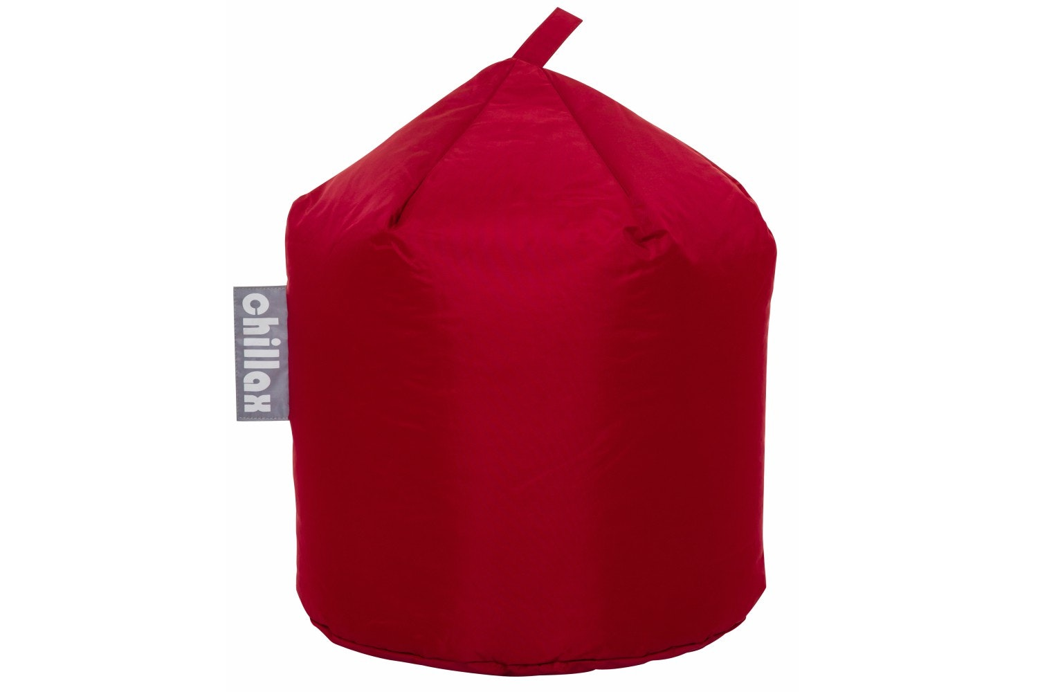CHILLAX B/BAG ROUND RED