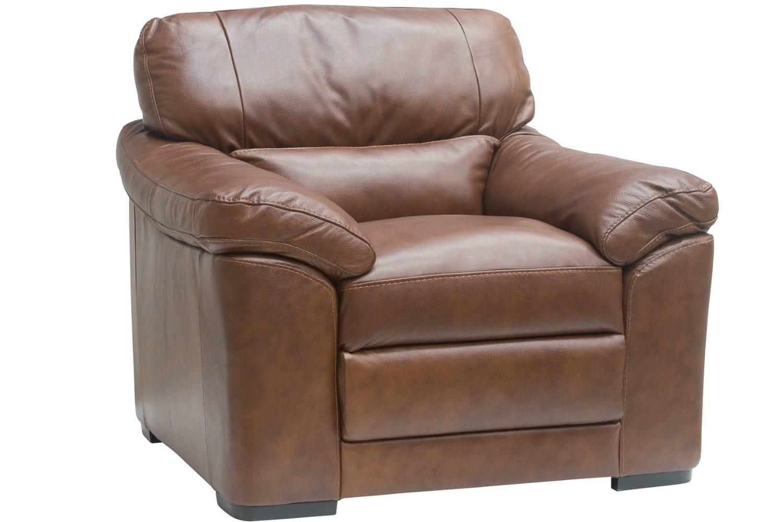 Senna Leather Armchair