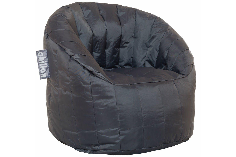 chillax kids tub chair bean bag grey ireland