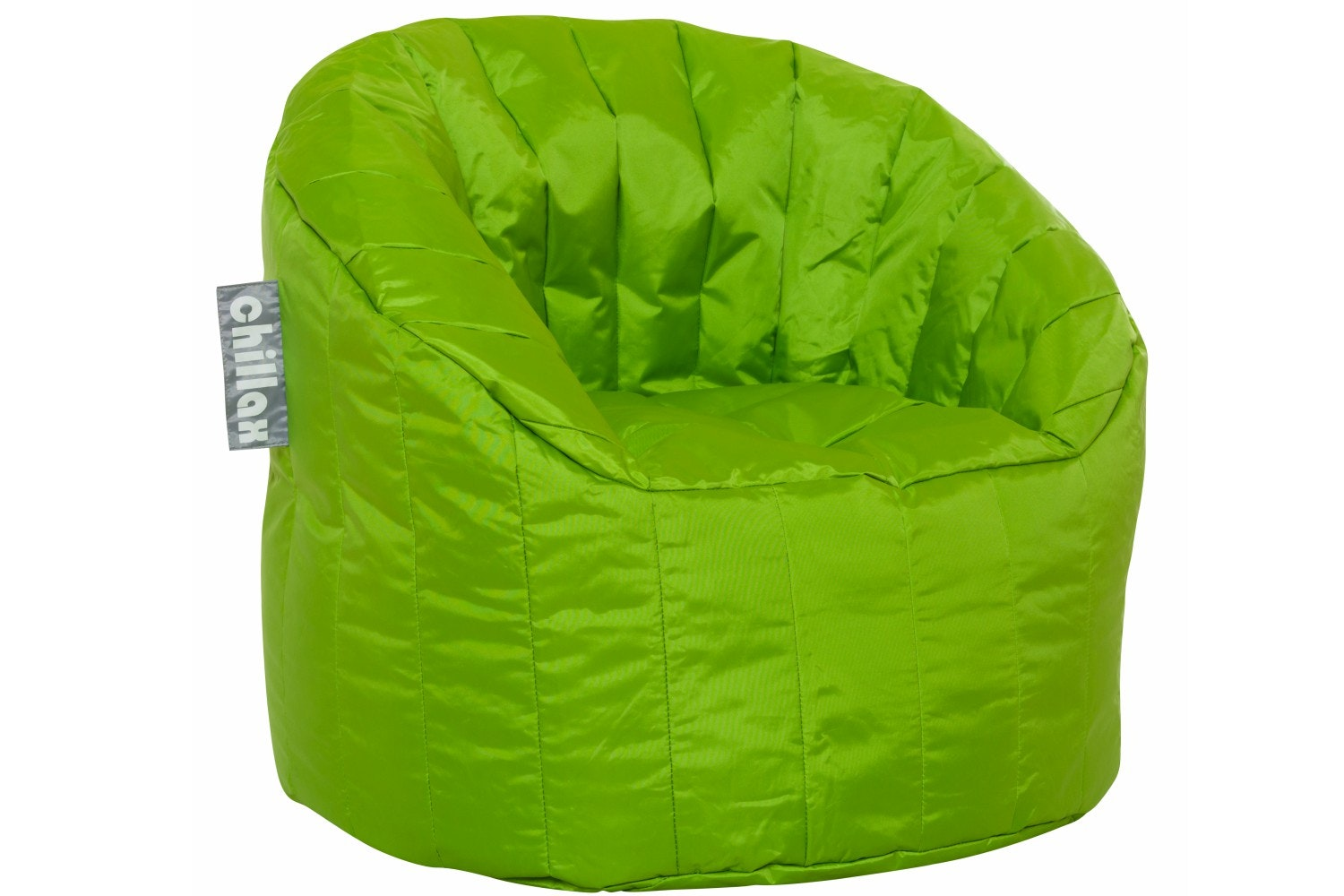 Chillax Kids Tub Chair Bean Bag | Lime
