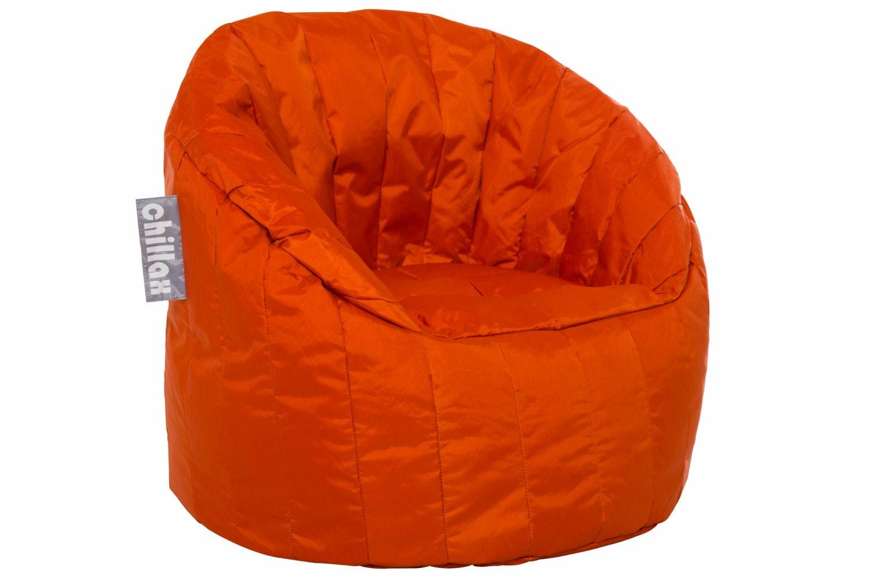 Chillax Kids Tub Chair Bean Bag | Orange