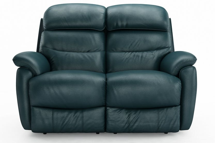 Tyler 2 Seater Leather Recliner Sofa