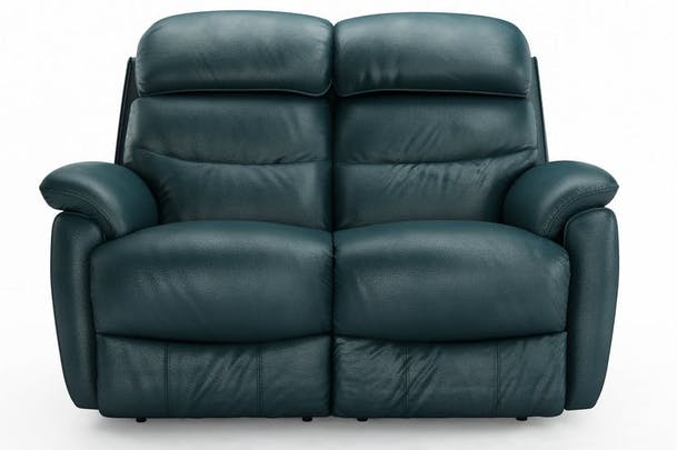 Tyler 2 Seater Sofa | Manual Recliner | Leather