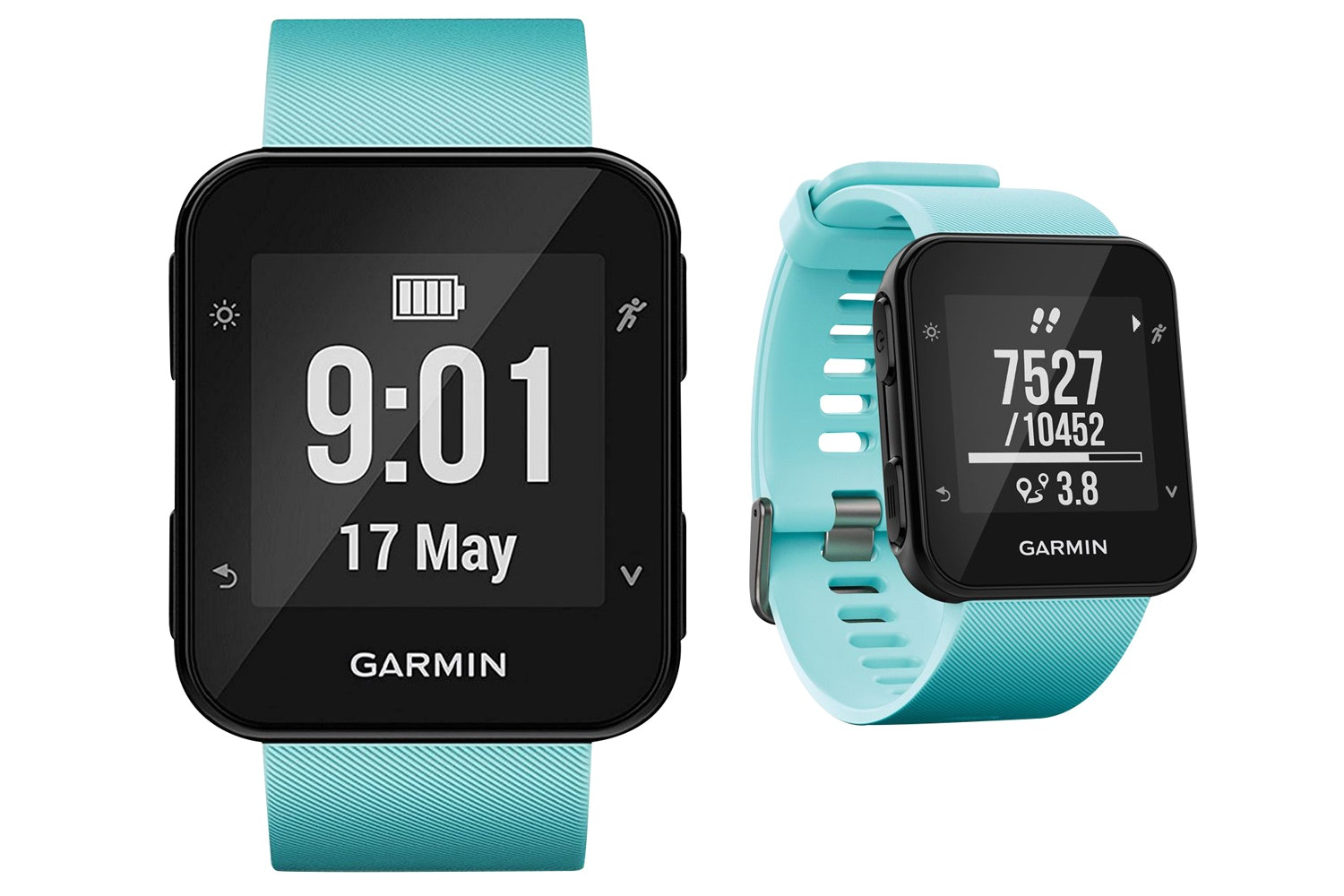 Garmin Forerunner 35 Running Watch | Frost Blue