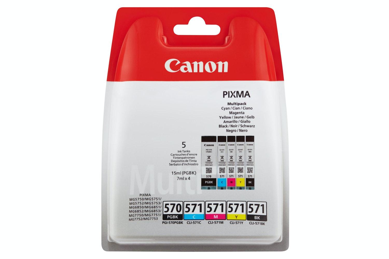 Canon PGI-570 / CLI-571 Ink Multipack | 4 Pack | Ireland