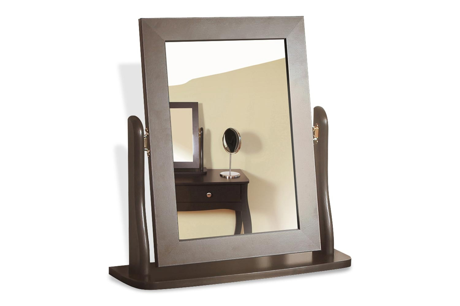 Mabelle Dressing Table , Mirror & Stool
