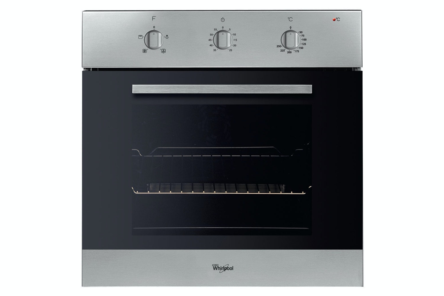 Whirlpool Built-In Single Oven | AKP436/IX