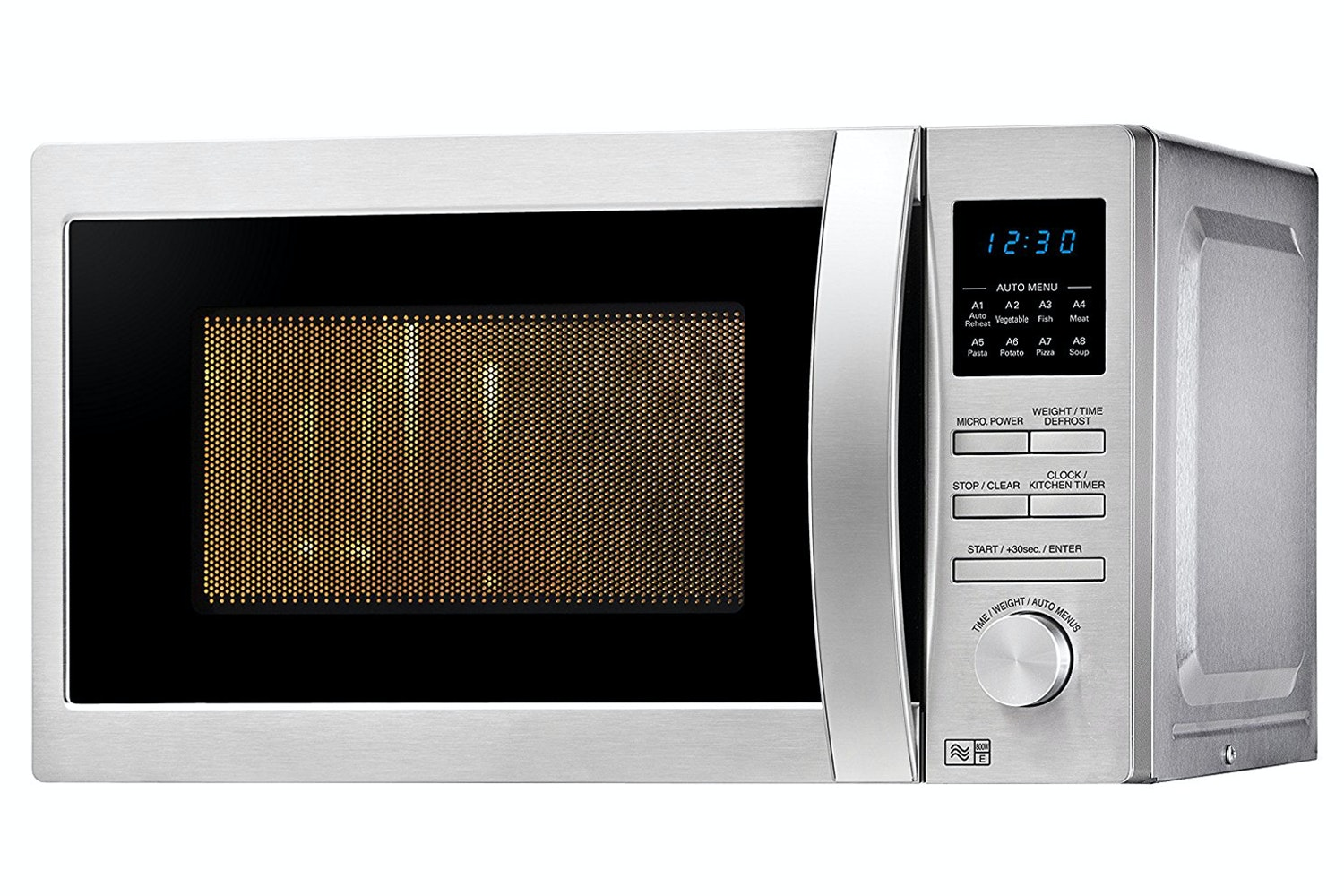 Sharp 20L Stainless Microwave