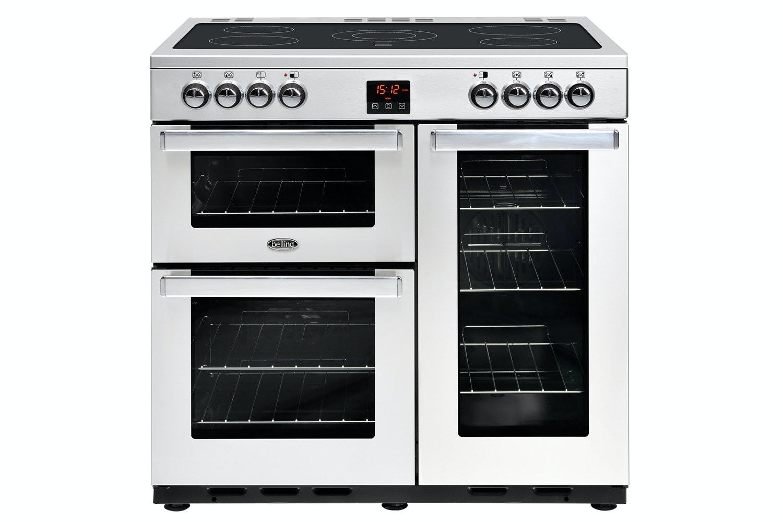 Belling Cookcentre 90cm Range Cooker | 90EPROFSTA