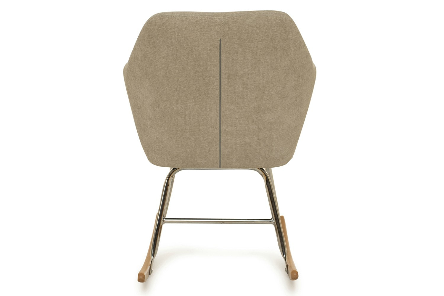 Emilia Bedroom Rocker Armchair | Sand